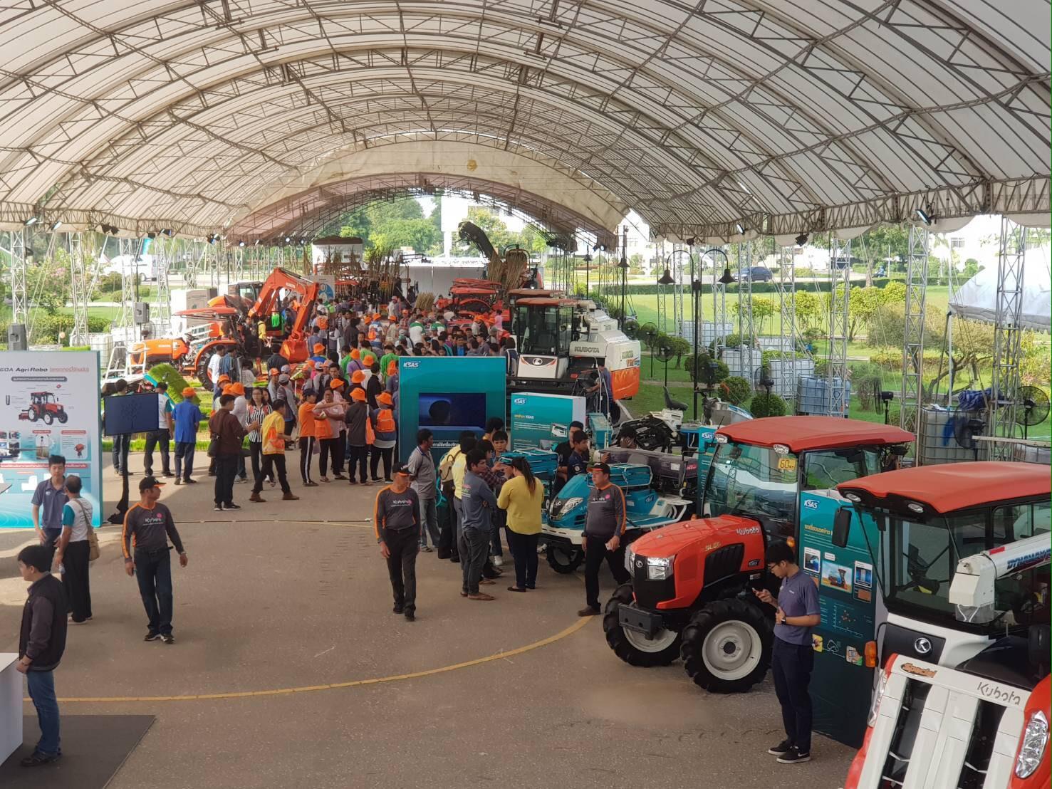 นำนวัตกรรมเครื่องจักรกลเกษตรมาใช้ลดต้นทุนการผลิต ตอบโจทย์เกษตร 4.0