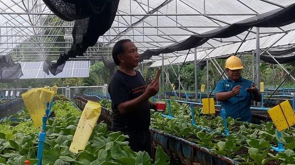 ก.แรงงาน ติวเข้มเกษตรทฤษฎีใหม่ รับเทคโนโลยีบริหารจัดการน้ำอัจฉริยะ