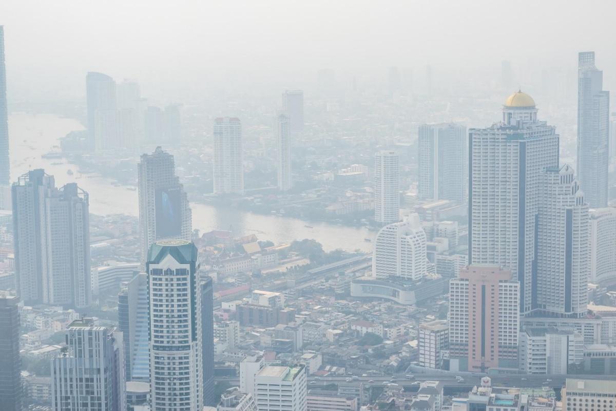 ร่วมกันแก้ปัญหาฝุ่นละออง PM 2.5 อย่างยั่งยืน